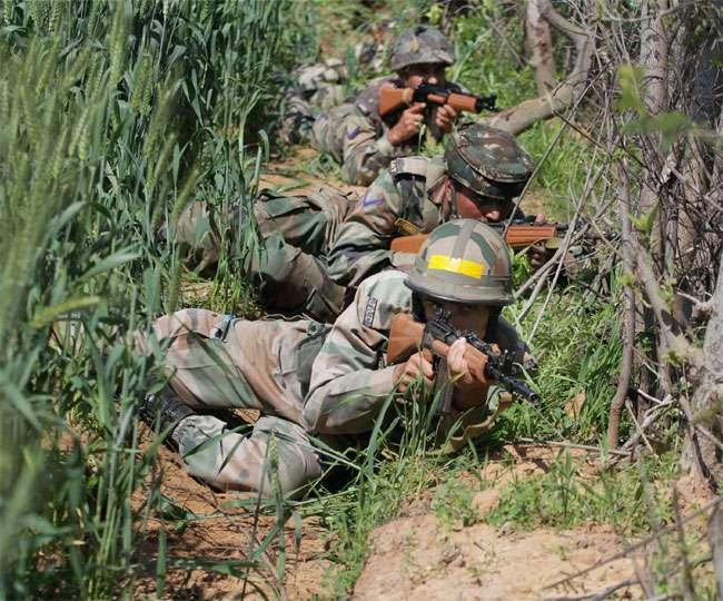 Jammu Kashmir के Awantipora में सुरक्षाबलों ने 1 आतंकी को किया ढेर, Search operation जारी