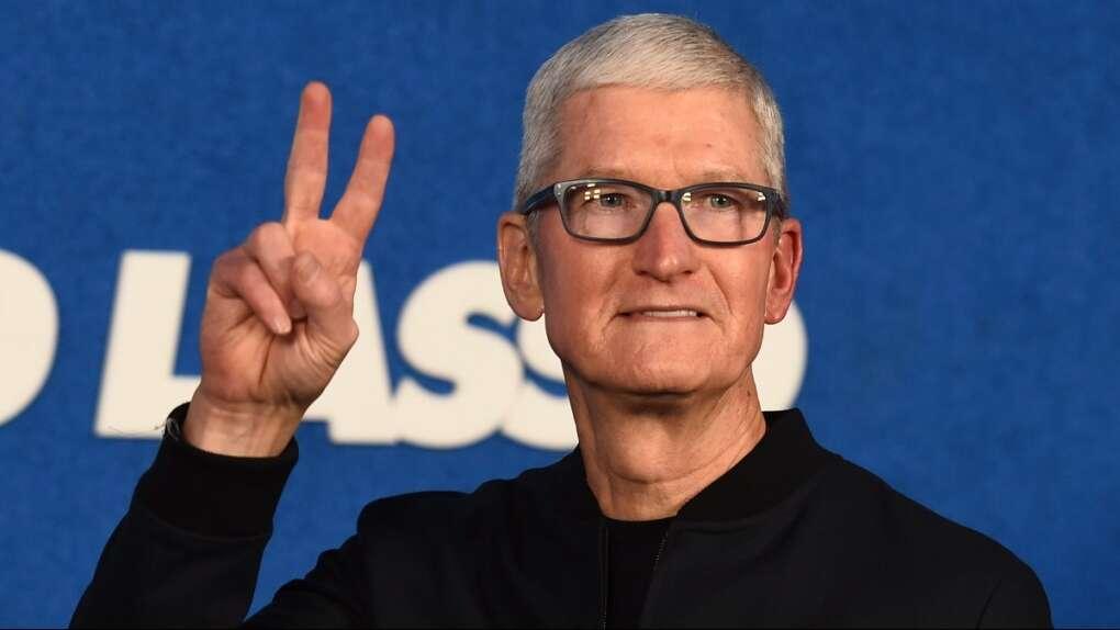 Apple : Apple के टिम कुक को मिला 750 मिलियन का बोनस भुगतान