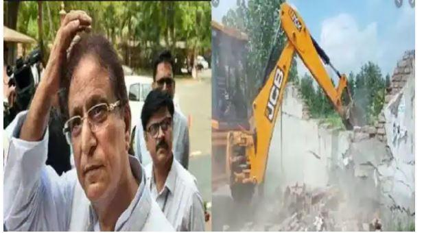 आजम खान को कोर्ट ने दिया बड़ा झटका, जौहर यूनिवर्सिटी का गेट किया जाएगा धराशाई