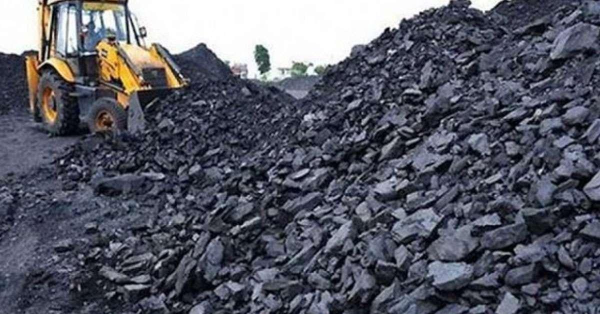 भारत ने वित्त वर्ष 2021 में पड़ोसी देशों में 8 लाख टन कोयले (coal) का निर्यात किया।