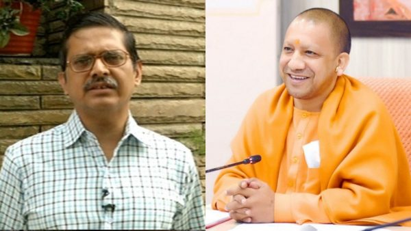 CM Yogi को चुनौती देना पूर्व आईपीएस अमिताभ ठाकुर पड़ा भारी, पुलिस ने किया House Arrest