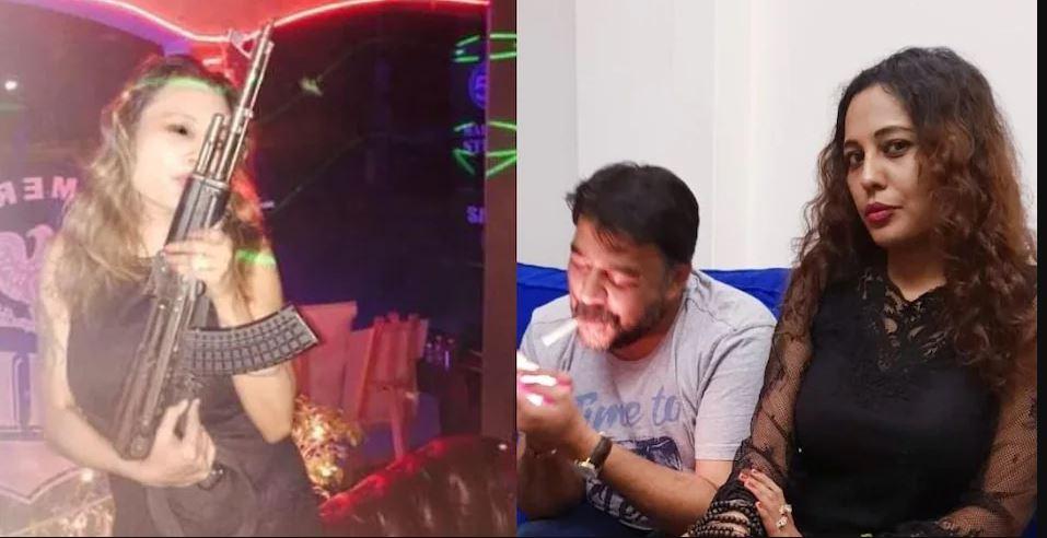 Noida : AK-47 के साथ युवती की सोशल मीडिया पर वायरल फोटो देख, यूपी पुलिस की नींद उड़ी