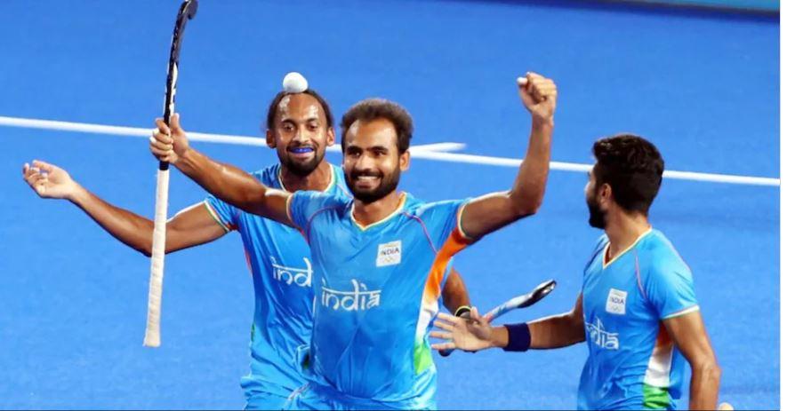 Tokyo Olympics 2020 : हॉकी के क्वार्टरफाइनल में भारत ने ब्रिटेन को 3-1 रौंदा, सेमीफाइनल 3 अगस्त को