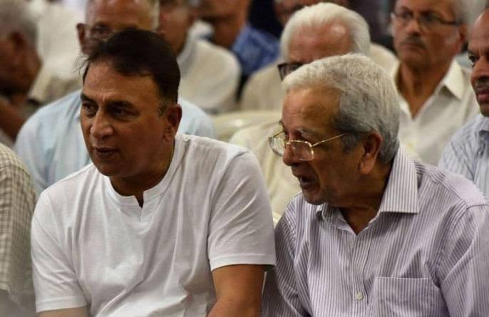शोक: सुनील गावस्कर को 'सनी' नाम दिया और क्रिकेट के द्रोणाचार्य कहे जाने वाले व्यक्ति अब इस दुनिया में नहीं रहे