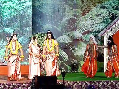 Ramleela of Ayodhya: भगवान राम, मां सीता समेत भक्त हनुमान को भी लेना होगा कोरोना वैक्सीन का दोनों डोज