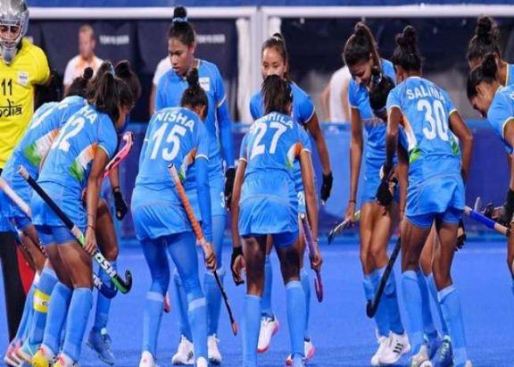 Tokyo Olympics: भारत का सपना टूटा, महिला हॉकी टीम 2-1 से अर्जेंटीना से हारी