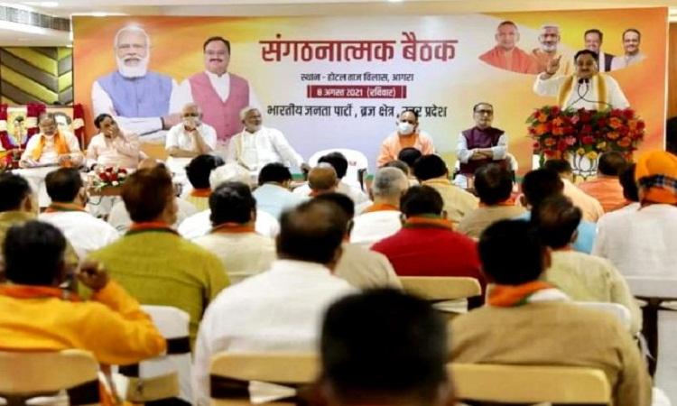 यूपी विधानसभा चुनाव में नॉन परफर्मिंग मंत्री और विधायकों के टिकट काटेगी भाजपा, जेपी नड्डा ने दिया संकेत