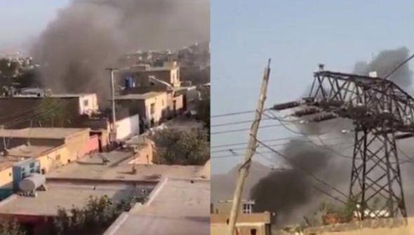 Afghanistan: काबुल एयरपोर्ट के पास बड़ा धमाका, मिसाइल से अटैक की आशंका