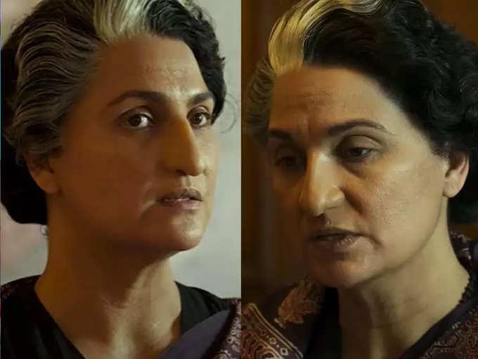 Lara Dutta बनी Indira Gandhi, तस्वीर देख फैंस हुए शॉक्ड…