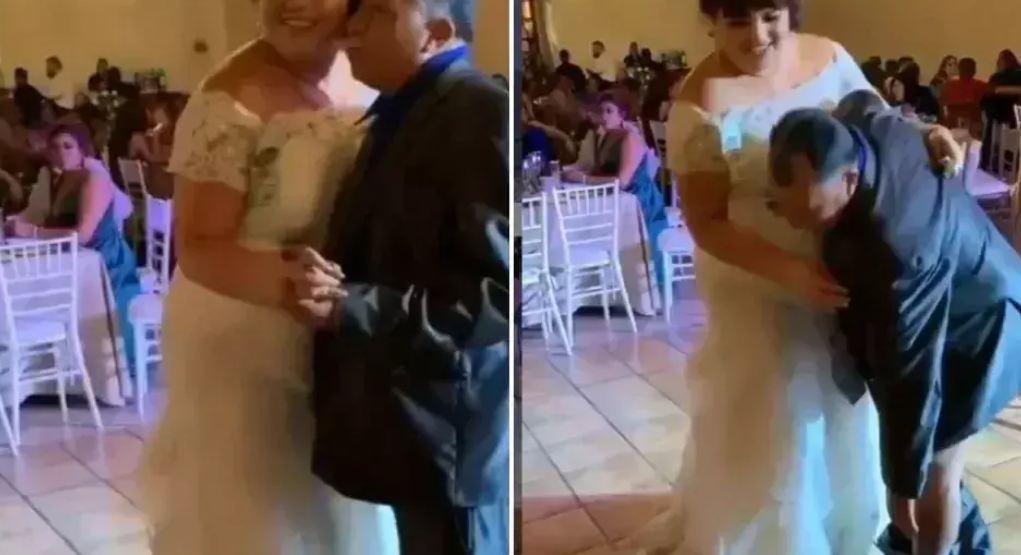Funny Videos: शादी में कपल कर रहा था डांस अचानक खिसक गई दूल्हे की पैंट, और फिर…