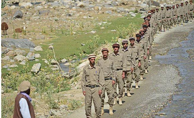 Ahmed Masood warns Taliban , बोले- आतंक के सामने नहीं करेंगे सरेंडर,' ये शब्द मेरी डिक्शनरी में नहीं है '