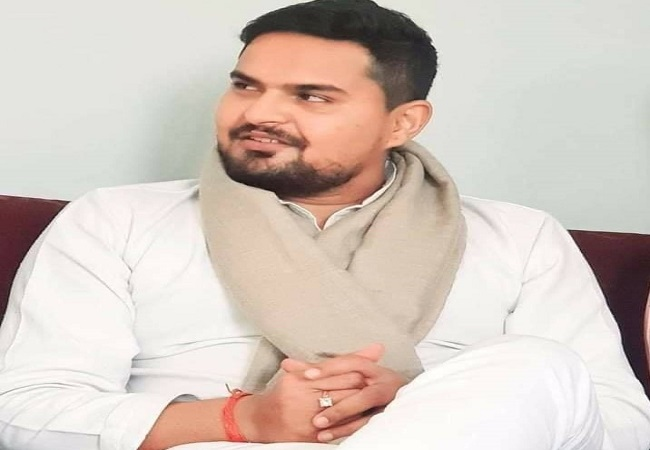Prateek Bhushan Singh Jeevan Parichay : गोंडा में युवाओं के रोल मॉडल हैं युवा विधायक प्रतीक भूषण सिंह