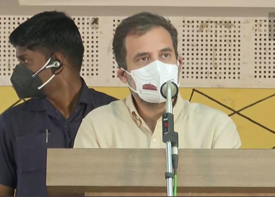 राहुल गांधी बोले- नोटबंदी, जीएसटी और नए कृषि कानून ' Indian Economy' को करेंगे कमजोर