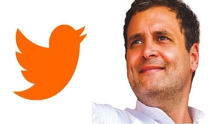 श्रीनिवास बोले- किस-किसको Lock करोगे Twitter ? हर Tweet में दिखेगा तुम्हे राहुल गांधी