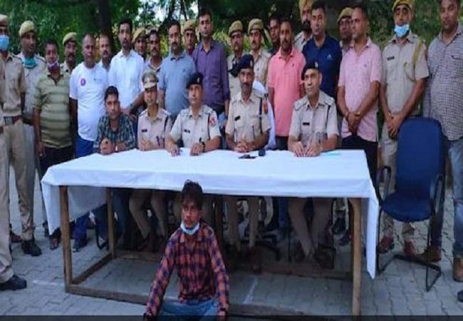Murder-Rape: मासूम बच्ची की रेप के बाद हत्या, 700 पुलिसकर्मियों ने मिलकर इस तरह आरोपी को किया गिरफ्तार