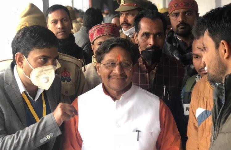 Shri Ram Sonkar Jeevan Parichay: रामजन्म भूमि आन्दोलन में बड़ी भूमिका में थे स्वंय श्री राम, तीसरी बार बनें हैं विधायक