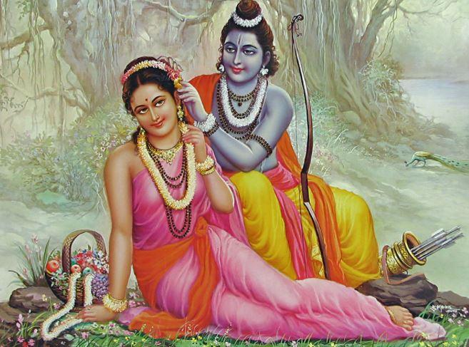 Hariyali Teej Special : जब प्रभु श्रीराम ने माता सीता का अपने हाथों से श्रृंगार किया, जानिए पूरी कथा