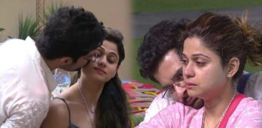 Big Boss OTT: बिग बॉस के घर में शुरू हुई मोहब्बतें, Shamita सारे आम Rakesh Bapat से KISS मांगती नजर आई
