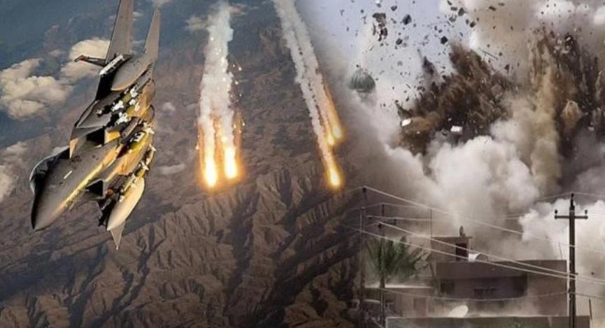 BIG BREAKING: kabul Serial Bomb Blast का अमेरिका ने लिया बदला, IS के ठिकानों परएयरस्ट्राइक