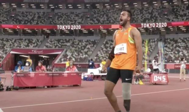 Tokyo Paralympics: अब भारत के लिए सुमित अंतिल ने भाला फेंक में जीता गोल्ड मेडल
