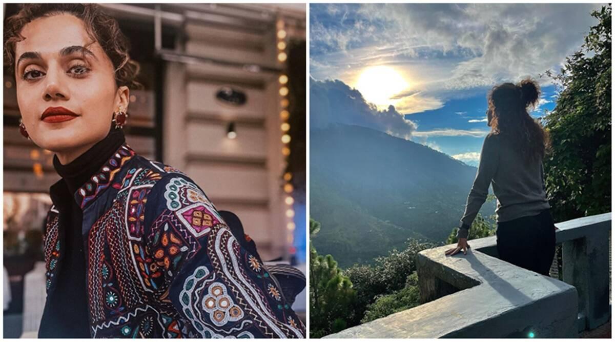 Birthday Special: विवादो से घिरी रहने वाली पिंक एक्ट्रेस Taapsee Pannu ने ऐसे की एक्टिंग की शुरुआत, देखें तस्वीरें