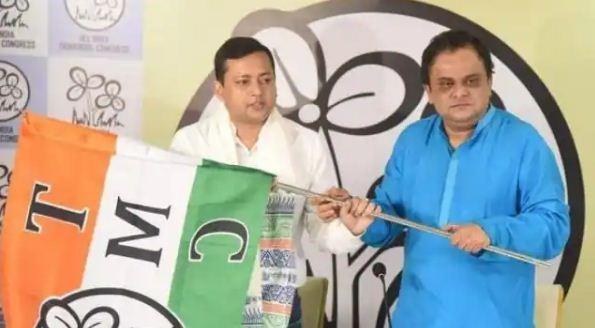 West Bengal: भाजपा को लगा बड़ा झटका, तन्मय घोष टीएमसी में हुए शामिल