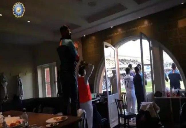 India vs England 2nd test match: केएल राहुल ने खेली धमाकेदार पारी, कुछ इस अंदाज में हुआ उनका स्वागत, देखिए Video
