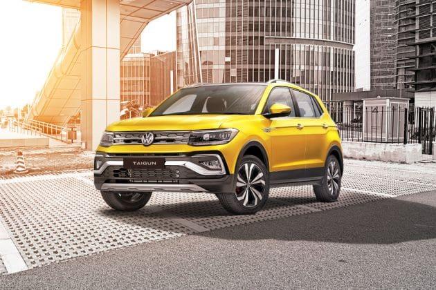 Volkswagen Taigun launched: सितंबर के तीसरे सप्ताह में लॉन्च होगी नई Volkswagen Taigun