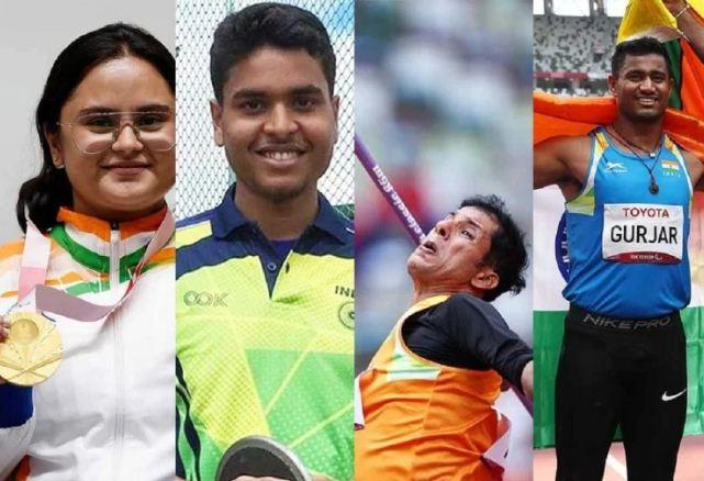 Tokyo Paralympics: भारत की झोली में खूब बरसे मेडल, गोल्ड, रजत के साथ आए कांस्य पदक
