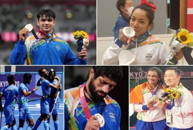Tokyo Olympics: योगी सरकार टोक्यो ओलंपिक विजेताओं को करेगी सम्मानित, जानिए किस खिलाड़ी को मिलेंगे कितने रुपये