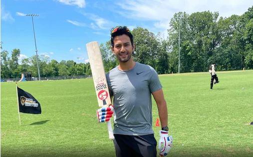 अमेरिका में सुनाई दी भारतीय बल्लेबाज की बल्ले की धमक, जड़ी धमाकेदार फिफ्टी