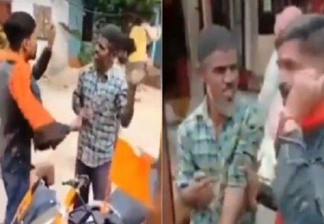 Viral Video: मुस्लिम शख्स से जबरन लगवाए गए 'जय श्री राम' के नारे, केस दर्ज