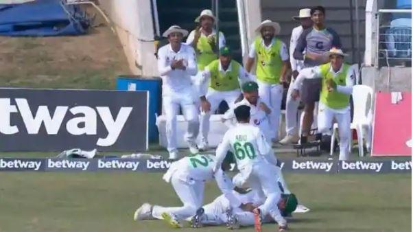 Cricket: कभी विकेटकीपर को बाउंड्रीलाइन पर कैच लेते नहीं देखे होंगे, इस मैच में हुआ ऐसा