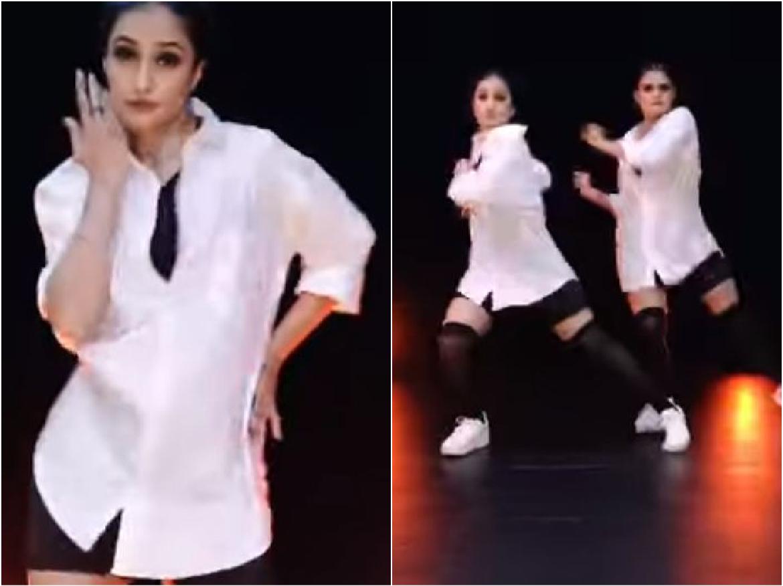 Dhanashree Verma ने शेयर किया हॉट डांस VIDEO, व्हाइट शर्ट और ब्लैक शॉर्ट में दिखी बेहद गौर्जियस