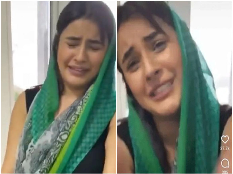 Sidharth की मौत के इतने दिन बाद रोती बिलखती Shahnaz Gill का वीडियो वायरल, कहा- क्या पता था