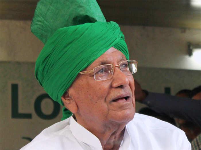 Haryana के पूर्व CM Omprakash Chautala हुए 10वीं पास, इस वजह से रुका हुआ था 12वीं का रिजल्ट