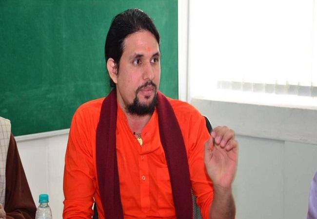 Mahant Narendra Giri Death : आनंद गिरी को कोर्ट ने 14 दिन की न्यायिक हिरासत में भेजा