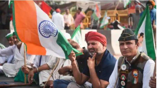 Bharat Band : किसानों के भारत बंद से Delhi-Meerut Expressway जाम, इस रूट से निकलना होगा बेहतर