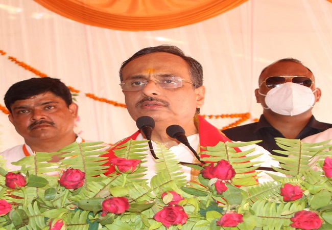 विपक्ष एकजुट होकर भी नहीं कर सकता भाजपा का मुकाबला: डॉ. दिनेश शर्मा
