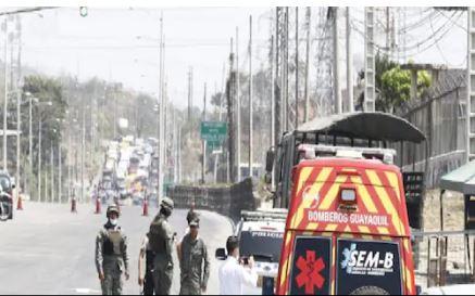 Ecuador News: इक्वाडोर की जेल में हिंसक झड़प में 24 कैदियों की मौत,48 घायल हो गए