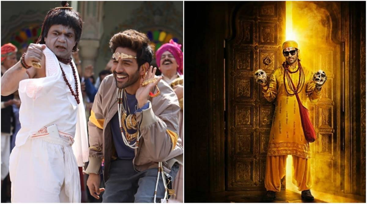 Bhool Bhulaiyaa 2 का टीजर हुआ रिलीज, Kartik Aaryan ने धांसू लूक में शेयर की पोस्ट