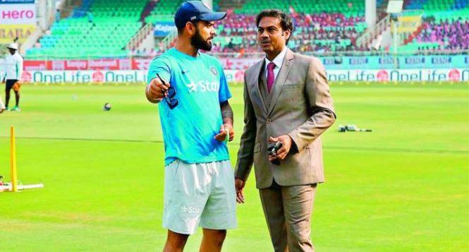 पूर्व चयनकर्ता एमएसके प्रसाद ने बताया किसे बनाये टीम इंडिया का कोच, धोनी को भी दी जाये ये जिम्मेदारी