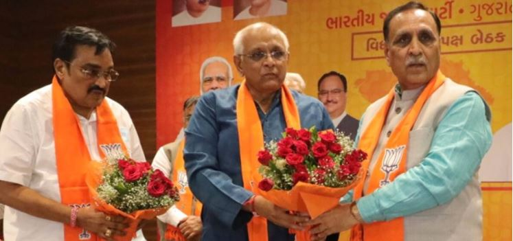 गुजरात: नए मुख्यमंत्री बने भूपेंद्र पटेल को जानें किसके कहने पर मिला था टिकट,आप की सोच से परे है मामला
