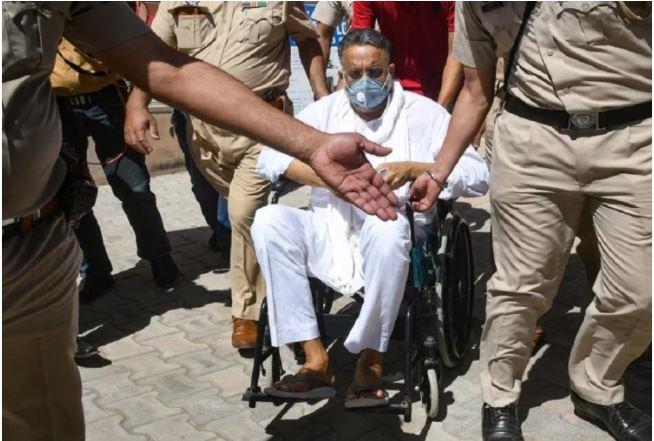 Mukhtar Ansari की हालत गंभीर, बांदा मेडिकल कॉलेज में कराया गया भर्ती