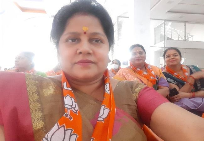 Nirmala Sankhwar jeevan parichay : निर्मला संखवार के लिए बीजेपी बनी लकी पार्टी, पहुंची विधानसभा