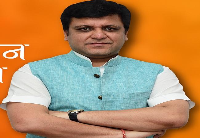 Nitin Agarwal jeevan parichay : बीजेपी विधायक नितिन अग्रवाल पिता की तरह हैं राजनीति के माहिर खिलाड़ी