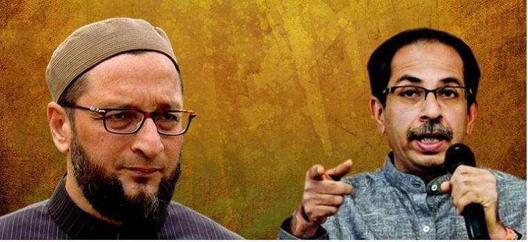 शिवसेना ने गरमाया राजनीतिक माहौल, ओवैसी को बताया भाजपा की 'अंडरगारमेंट'
