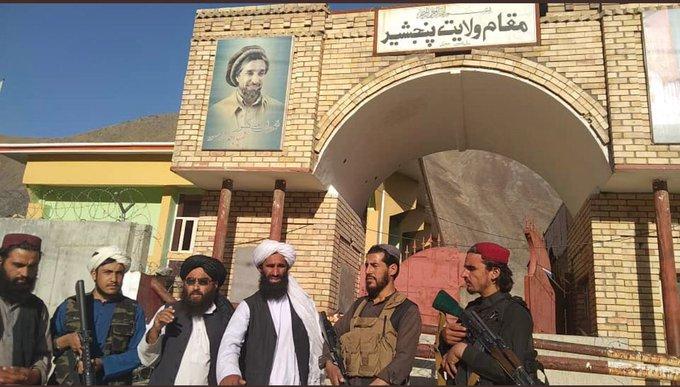 Breaking-अब पंजशीर में लहराया तालिबानी झंडा , नॉर्दन अलायंस के चीफ कमांडर की मौत का दावा