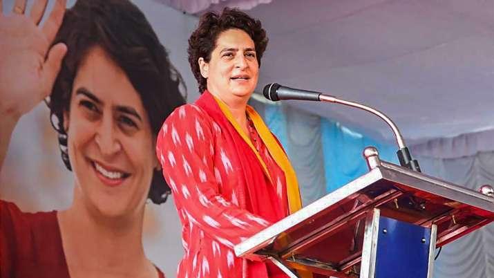 UP Assembly Election 2022 : प्रियंका गांधी वाड्रा 10 सितंबर को चुनावी अभियान का फूंकेंगी बिगुल
