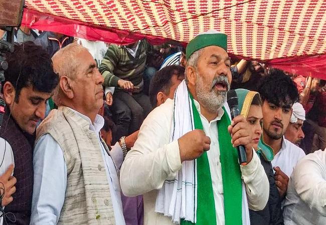 मोदी सरकार ने देश में लगा दिया 'Sale For India' का बोर्ड : Rakesh Tikait